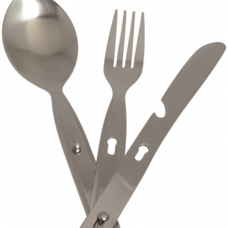 Pribor za jelo trodjelni