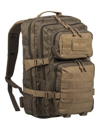 Assault veliki 36l - Ranger Green/Coyote