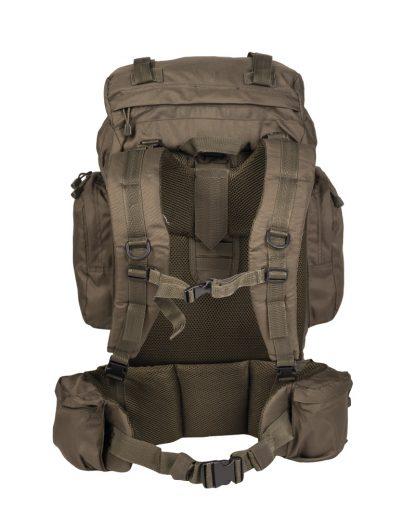 Commando 55l leđa - Olive Dark
