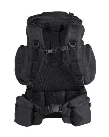 Commando 55l leđa - Crna