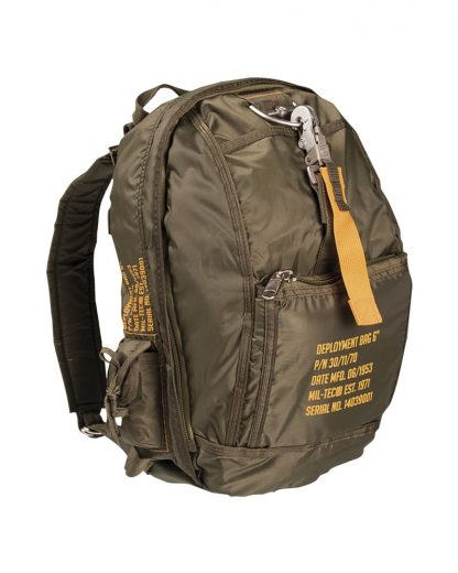 Deployment bag 6 - Olive Dark