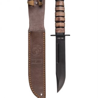 USMC nož kožnom futrolom