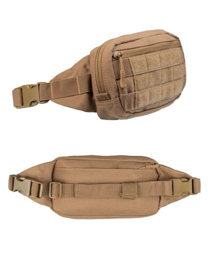 Torbica Fanny Pack Molle - Coyote 1 Torbica Fanny Pack Molle - Coyote