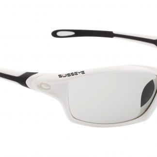 Swisseye® Grip - Bijela sjajna / Crna