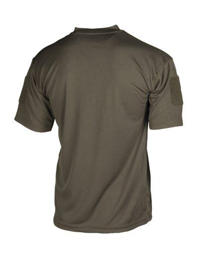 Majica Quickdry Tactical - Maslinasto zelena