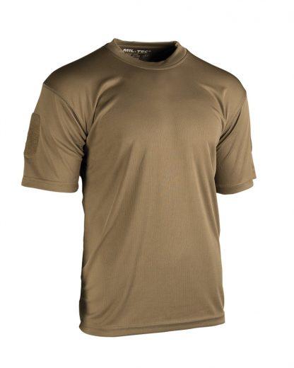 Majica Quickdry Tactical - Coyote