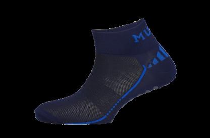 Čarape Mund Nonslip Plave