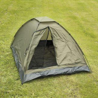 Šator za 2 osobe Iglu standard - zeleni