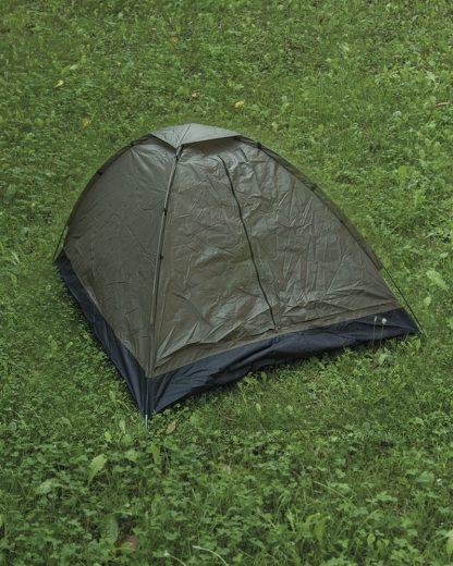 Šator za 2 osobe Iglu super - zeleni