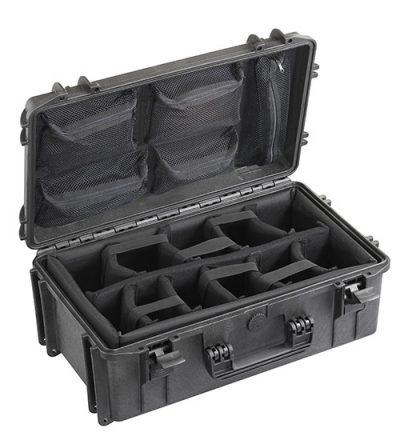 Kofer Max Case 520 za foto i video opremu s organizatorom