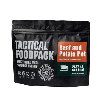 TACTICAL FOODPACK® - Goveđi gulaš s krumpirom