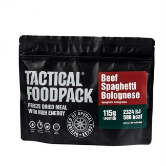 TACTICAL FOODPACK® - Goveđi špageti bolonjez