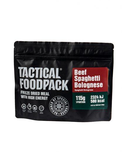 TACTICAL FOODPACK® - Goveđi špageti bolonjez