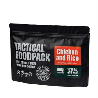 TACTICAL FOODPACK® - Piletina s rižom
