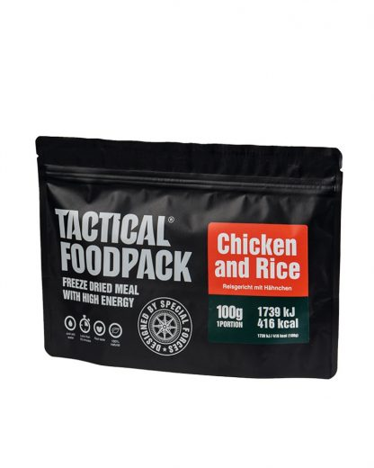TACTICAL FOODPACK® - Piletina s rižom