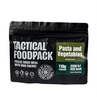 TACTICAL FOODPACK® - Tjestenina s povrćem