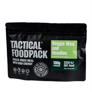 TACTICAL FOODPACK® - Wok s povrćem i rezancima